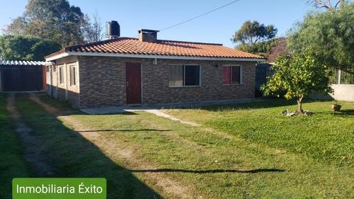 Imagen 1 de 7 de Vendo Casa Usd 93.000 Dol. Si Banco Neptunia Sur, Canelones