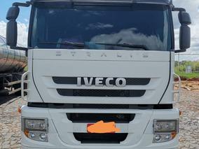 Iveco Stralis 440 6x4 Automático Ar Condicionado 219 Mil Kms