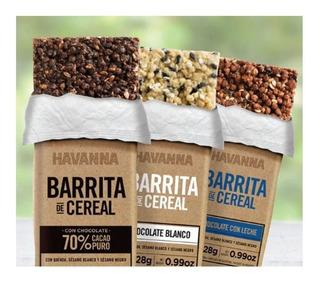 Barrita De Cereales Havanna
