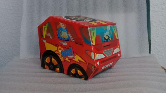 Rompecabezas 3d Auto Camioneta Camion Maquina Puzzle Armar