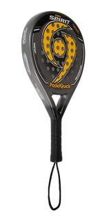 Paleta Padel Quick Paddle Fibra + Doble Capa Carbono Flex