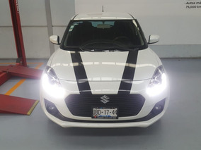 Suzuki Swift 1.2 Glx Mt 2018 Financiado
