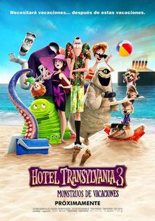 Hotel Transylvania 3: Monstruos De Vacaciones Pelicula Hd