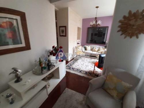 Apartamento À Venda, 2 Quartos, Leme - Rio De Janeiro/rj - 2253