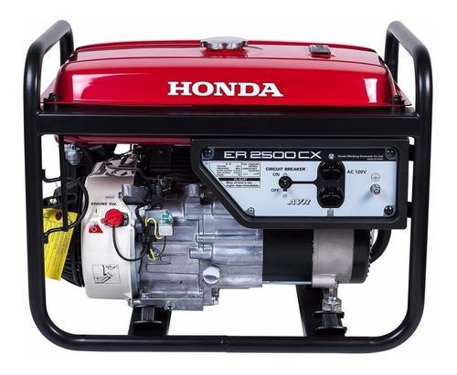 Imagen 1 de 2 de Generador portátil Honda ER2500CX-L 120V
