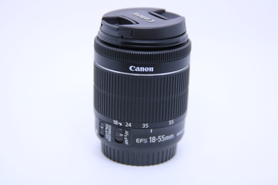 Lente Canon Ef-s 18-55mm F / 3.5-5.6 Is Stm