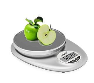 Balanza Cocina Digital Ovos Escala Alimentos Éctrico Multi