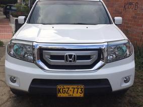 Honda Pilot 2010 Único Dueño Full Equipo Automático