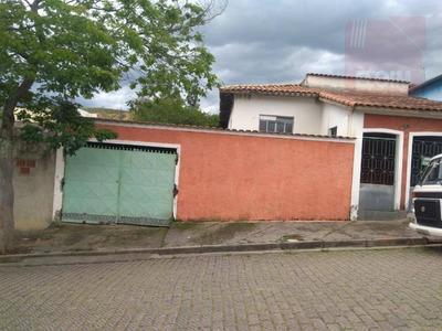 Casa Com 2 Dormitórios À Venda Por R$ 180.000 - Itagaçaba - Cruzeiro/sp - Ca1408