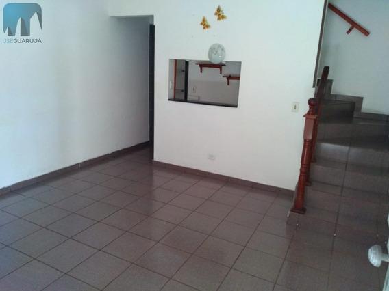 Sobrado A Venda No Bairro Vila Santa Rosa Em Guarujá - Sp. - 817-1