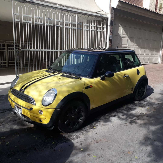 Mini Cooper 1.6 Pepper 5vel Aa Piel Qc Mt 2003