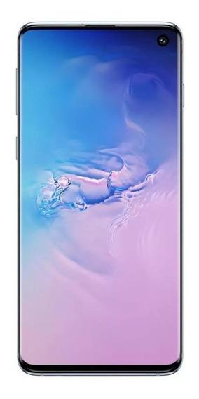 Samsung Galaxy S10 Dual SIM 128 GB Azul-prisma 8 GB RAM