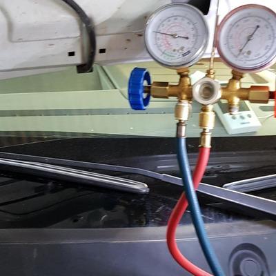 Refrigeracion Del Automovil