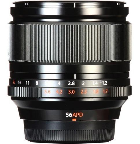 Lente Fujifilm Xf 56mm F/1.2 R Apd - Lj. Platinum