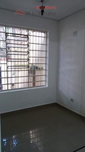 Casa Para Aluguel, 1 Dormitórios, Vila Mariana - São Paulo - 2070