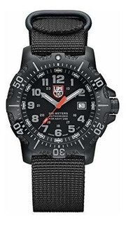 Luminox Diverss - Reloj Para Hombre Color Negro (serie Xs422