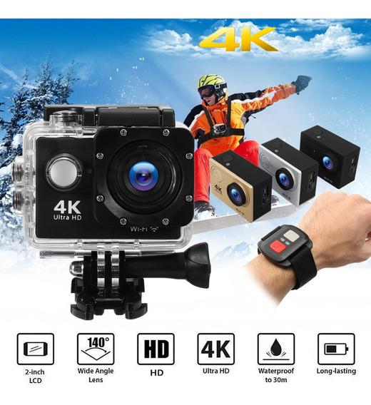 H9r 4k Ultra Hd Wifi Esporte Ação Dv Câmera De Controle Remo