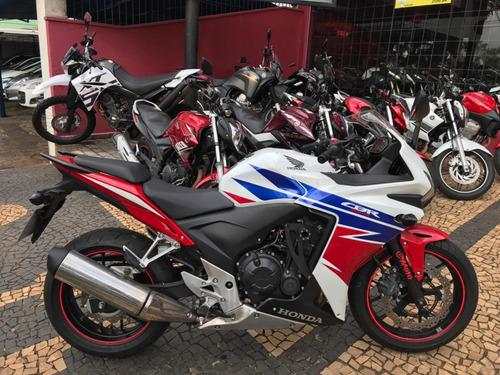 Honda Cbr 500 Abs