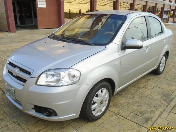 Chevrolet Aveo Ls - Automatica