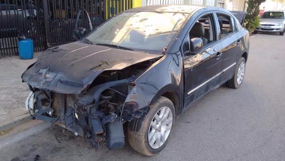 Sucata Nissan Sentra 2.0 2011 - Peças E Acessorios