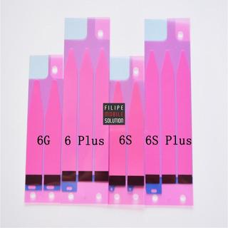 Kit 5 Adesivos Bateria iPhone 5c 5s 6 6s 7 Plus Frete Gratis