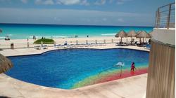 Departamento Vacacional Frente Al Mar En Cancun