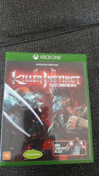 Killer Instinct - Xbox One - Mídia Física - Original