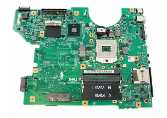 Placa Mãe Note Dell Latitude E5510 Para I5 E I3 Produto 100%