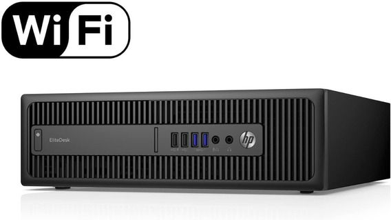 Computador Hp Elitedesk 800 G1 Core I5 4570 8gb Ssd 480gb