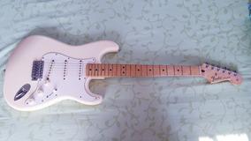 Fender Stratocaster Mexicana Con Estuche Rígido