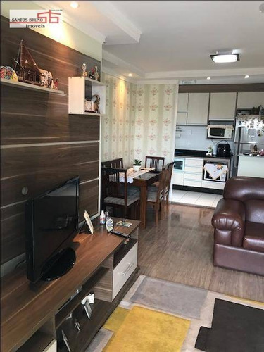 Apartamento Com 3 Dormitórios À Venda, 84 M² Por R$ 620.000,00 - Freguesia Do Ó - São Paulo/sp - Ap2788