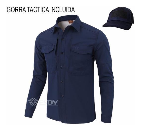 Camisa Táctica Impermeable A Prueba De Viento...