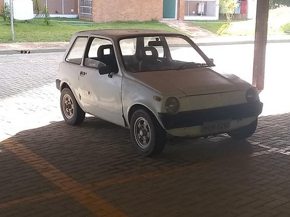 Emis Art Mini Carro De Fibra Raro Coleção Todo Original