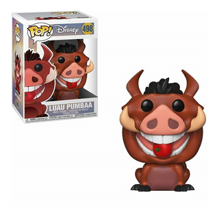 Funko Pop Disney The Lion King - Luau Pumbaa Xion