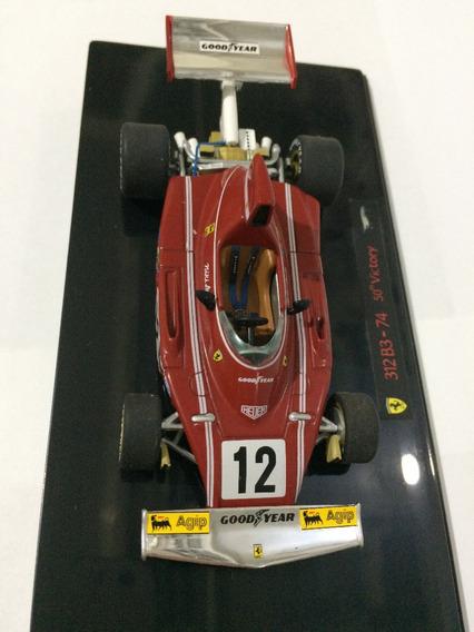 Hot W Elite 1/43 Ferrari 312 B3 Lauda 74 Ñ Spark Minichamps