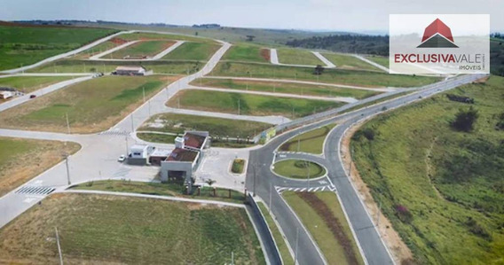 Terreno Com 540 M² No Condomínio Ecopark - Caçapava - Te0132
