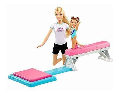 Barbie Flippin Diversion Gimnasta [exclusivo De Amazon]