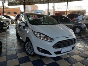 Ford Fiesta 1.6 16v Titanium Flex Powershift 5p 2016