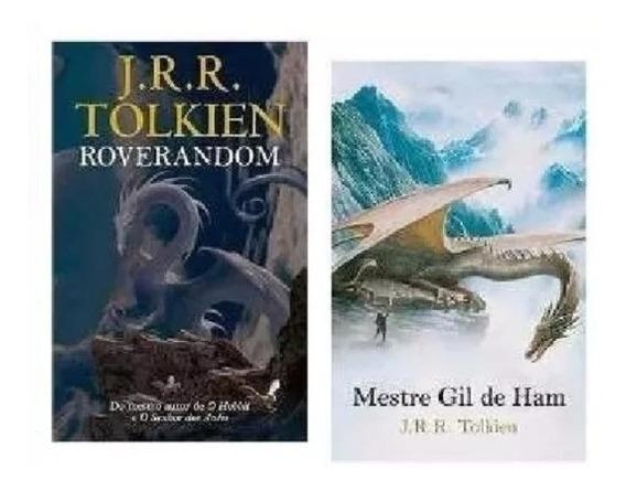 Livros Mestre Gil De Ham + Roverandom J. R. R. Tolkien