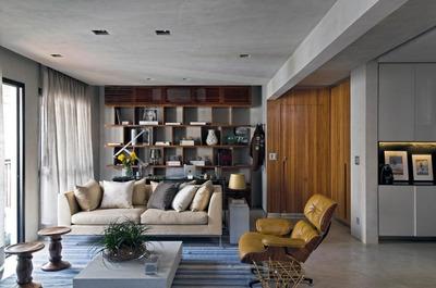 Apartamento Com 1 Dormitório À Venda, 105 M² Por R$ 850.000 - Real Parque - São Paulo/sp - Ap20482