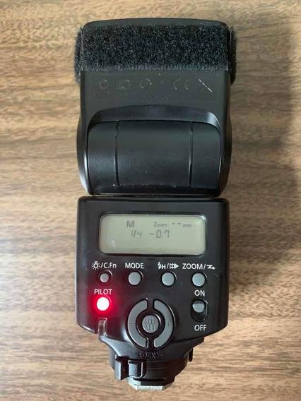 Speedlite Canon 430ex Il Veja O Video!! E Veja A Descrição
