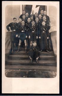 Alemania, Juventudes, Reich, Hitler, Foto Tamaño Postal