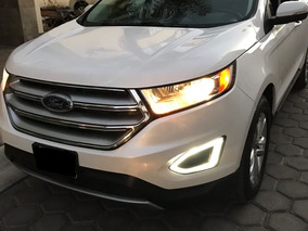 Ford Edge Sel Plus 2015 Blanco