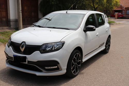 Imagen 1 de 15 de Renault Sandero 2020 2.0 Rs 145cv