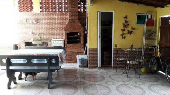 Casa Em Chácaras Arcampo, Duque De Caxias/rj De 90m² 2 Quartos À Venda Por R$ 180.000,00 - Ca371585