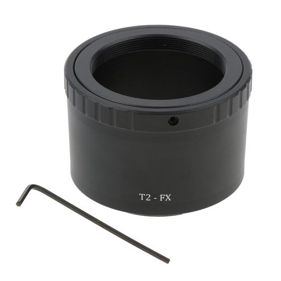 T2- Fx T Monte Anel Adaptador Lente Para Fujifilm X Monte Câ