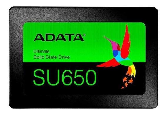 Ssd Desktop Notebook Sata Su650 480gb 2.5 Sata Iii