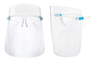 Careta Con Armazón Reutilizable Con Lentes Protector Facial