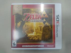 The Legend Of Zelda A Link Between Worlds - 3ds - Lacrado!
