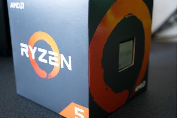 Processador Amd Ryzen 5 2600 3.4ghz (3.9ghz Turbo)